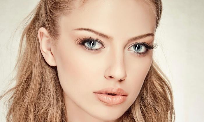 Ely Valdez - Arlington: Full Set of Eyelash Extensions with Optional Facial from Ely Valdez (Up to 57% Off)