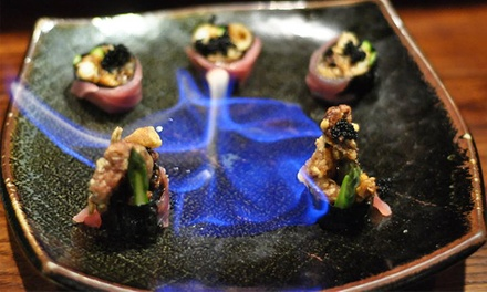 $22 for $40 Worth of Japanese Food and Drinks at Wildfish