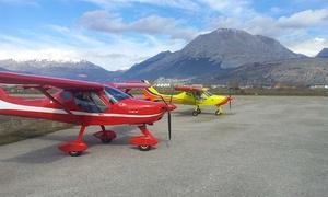Aeroclub I Picchi - Scuola di Volo Avia Fucino: Esperienza di volo in ultraleggero presso l'Aeroclub I Picchi - Scuola di volo Avia Fucino(sconto fino a 64%)