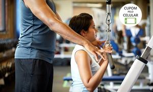 Academia Wall Street Fitness: Academia Wall Street Fitness – Lourdes: 1, 3, 6 ou 12 meses de academia com ginástica, spinning e musculação