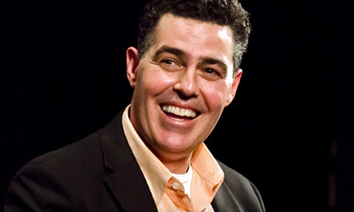 Adam Carolla - Downtown - Penn Quarter - Chinatown: $23 to See Adam Carolla at the Warner Theatre on November 8 at 8 p.m. (Up to $46.50 Value)