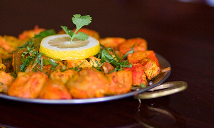 Passage To India - Porter Square: Indian Meal for Two or Four at Passage to India (Up to 52% Off)