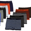 Men's Boxer Briefs in Assorted Colors (6-Pack)