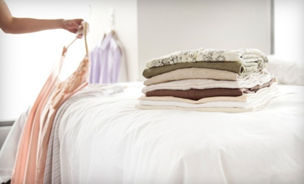 Comforter Cleaning or $10 for $25 Worth of Full-Service Laundry with Drop-Off and Pickup at Springfield Family Laundry