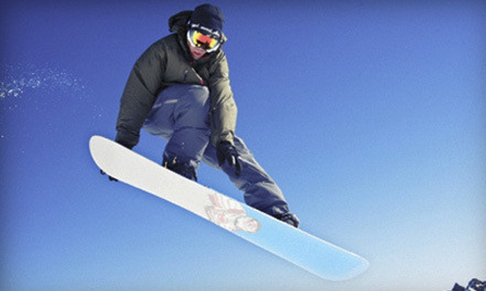 Extreme Snowboard and Ski - Sugar Mountain: Ski or Snowboard Rental at Extreme Snowboard and Ski (Up to 57% Off). Three Options Available.