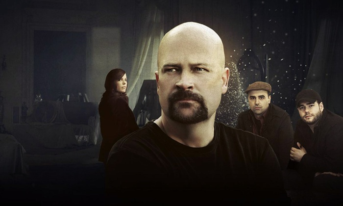 Ghost Hunters Live! with Jason Hawes & Steve Gonsalves - Santander Performing Arts Center: Ghost Hunters Live! with Jason Hawes & Steve Gonsalves on October 19 at 7 p.m. (Up to 40% Off)