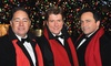 The New York Tenors - Carnegie Hall: The New York Tenors Present The Magic of Christmas on December 10 at 8 p.m.