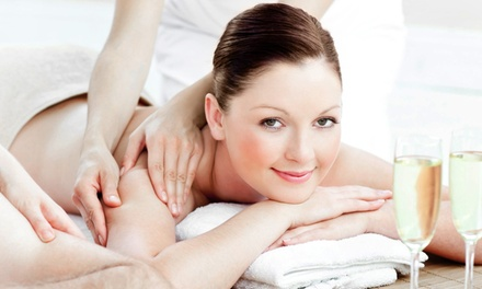 One or Three Spa Packages with Refreshments at Body Space Integrated Wellness & Beauty (Up to 49% Off)