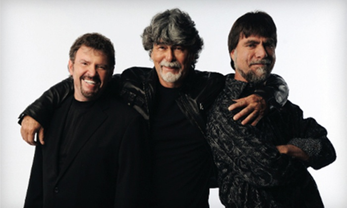 Alabama: 40th Anniversary Tour - Wallingford: $35 to See Alabama at Toyota Presents Oakdale Theatre on Friday, April 26, at 7:30 p.m. (Up to $79.75 Value)