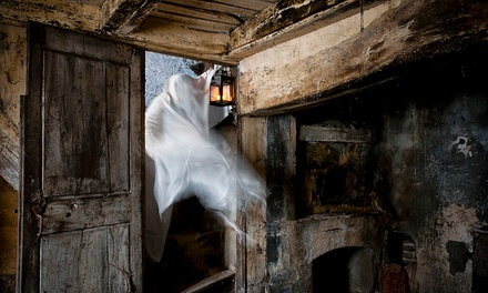 Ghost Walking-Tour for Two or Four at The American Spinners (50% Off)