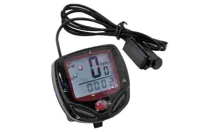 LCD Bicycle Speedometer/Odometer: LCD Bicycle Speedometer/Odometer