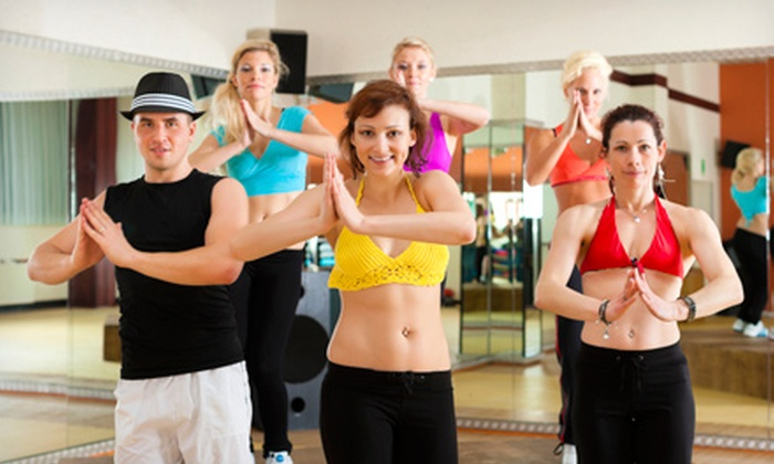Flow Studio - Worthington Highlands: 10 or 20 Group Fitness Classes at Flow Studio (Up to 68% Off)