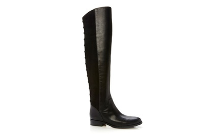 Charly Amar Tall Boots   Brought to You by ideel