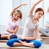 Up to 74% Off Yoga or Spinning at Aim High Studio Conshohocken