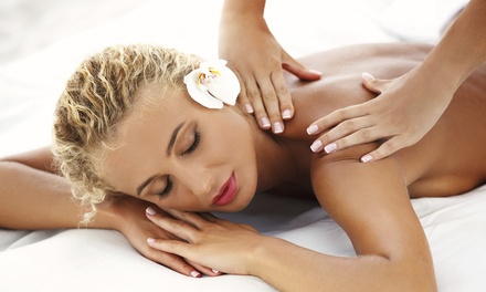 One 60-Minute Massage at Calming Hands Massage LLC (45% Off)