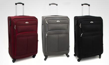 a1ce06148 Desde $2830 en vez de $4100 por set de 3 valijas rígidas a elección para  retirar ...