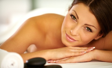 European Facial and Massage or European Facial Plus LED Red-Light Therapy at Diane's Day Spa, Inc. (Up to 63% Off)