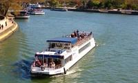 1 ou 4 places (2 adultes et 2 enfants) pour une croisière de 2h30 sur le Canal St-Martin dès 10 € avec Paris Canal