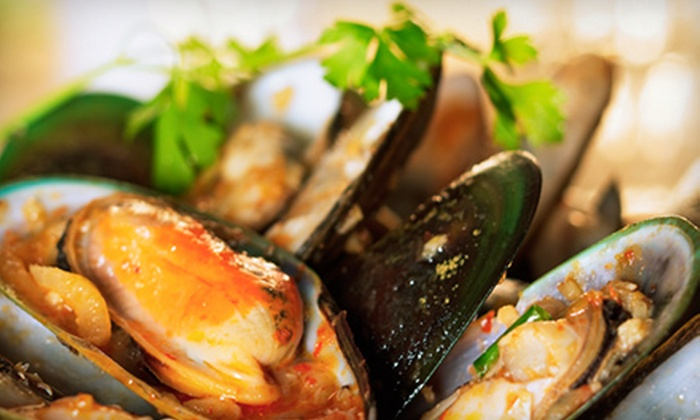Miguel's Restaurant - Sabal Palms: $15 for $30 Worth of French Cuisine and Drinks for Dinner at Miguel's Restaurant