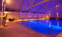 Spa Access with Two Treatments, Drink and Pastry for One or Two at Telford Hotel and Golf Resort