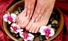Shelly at Studio Visage - St. Louis Hills: One or Two Spa Mani-Pedis with Shelly at Studio Visage (Up to 54% Off)