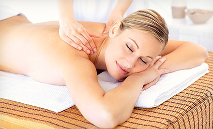 One or Two 60-Minute Swedish or Therapeutic Massages at Zen Salon (Up to 51% Off)
