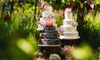 Three-Tier Wedding Cake