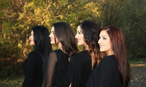 Mia's Salon and Spa: $20 for a Haircut and Blowout at Mia's Salon and Spa ($40 Value)