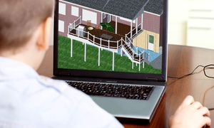 Outdoor Escapes: $29 for 3d Drawing of deck, porch, or patio with a Proposal from Outdoor Escapes ($500 Value)