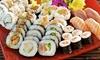 KIYOTA SUSHI - Madrid: Menú para dos o cuatro con entrante, 40 u 80 piezas de sushi, bebida y postre desde 24,95 € en Kiyota Sushi