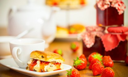 Cream Tea For One, Two or Four from £2.50 at Vintage Tea Room