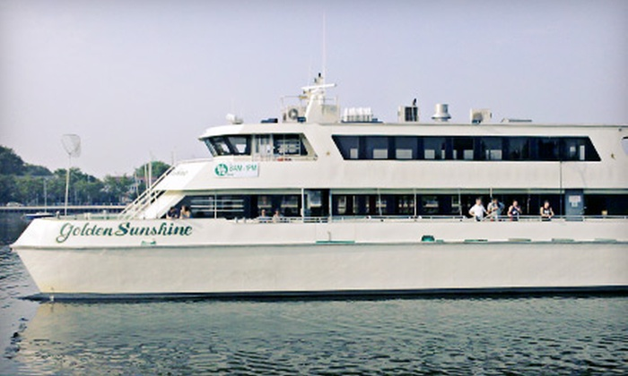 Golden Sunshine Cruise - Brooklyn: Half-Day Fishing Trip for Two or Four from Golden Sunshine (Up to 54% Off)