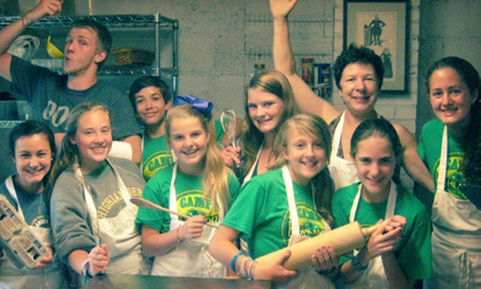 Ma Belle France - Asheville: One-Week Cooking Camp for Kids and Teens at Ma Belle France ($399 Value)