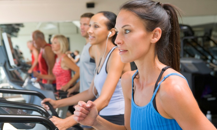 Anytime Fitness - Asheville (805 Patton Ave Only): $29 for a 30-Day Fitness Trial Package with Health Assessments and Massage at Anytime Fitness ($160 Value)