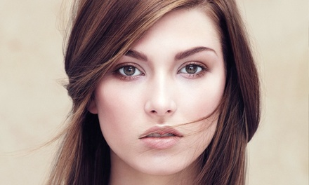 Blowout or Haircut and Style with Optional Hair and Scalp Therapy at Salon Milano & Spa (Up to 44% Off)