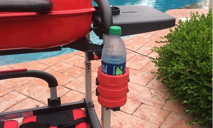 Magneto Magnetized Canned-Beverage Holder and Cooler: Magneto Magnetized Canned-Beverage Holder and Cooler