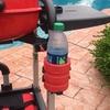 Magneto Magnetized Canned-Beverage Holder and Cooler