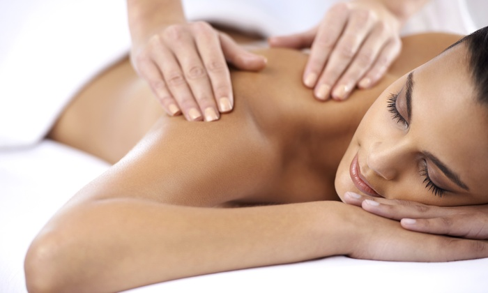 Therapy Kneadz Inc. - Sola Salon: Therapeutic Hot Stone Massage at Therapy Kneadz Inc. (Up to 57% Off). Two Options Available.