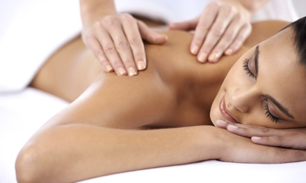 One or Two Swedish, Sports, Deep-Tissue, or Hot-Stone Massages at Julie's Talk of the Towne (Up to 58% Off)