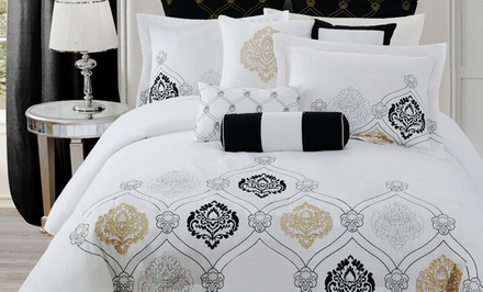 10 Piece Comforter Sets Groupon Goods