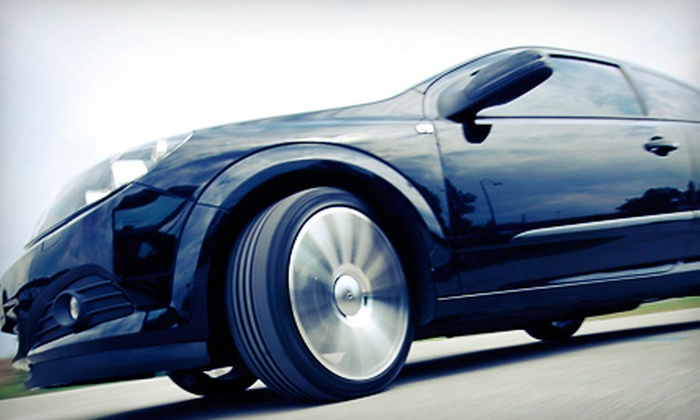 GP Customs - Lincoln: Automotive Window Tinting at GP Customs (Up to 52% Off). Three Options Available.