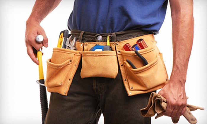 AZ Affordable Handyman - Mountain Gate: Two or Four Hours of Handyman Services from AZ Affordable Handyman (Up to 51% Off)