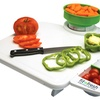 Smart Portion Food Prep Center Cutting Board