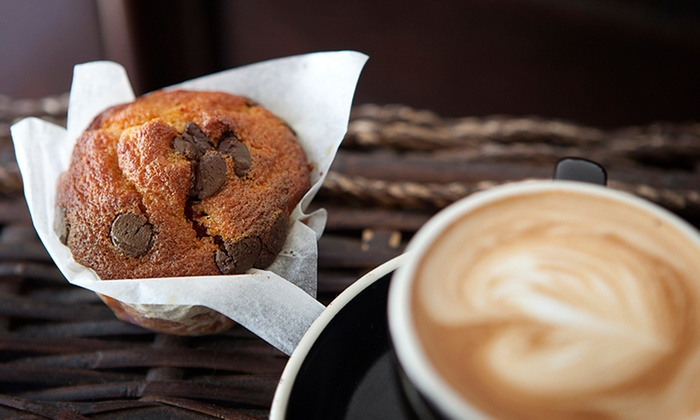 FABO - FABO: Coffee Drinks or Tea and Baked Goods for Two or Four at FABO (42% Off)