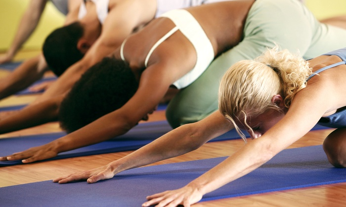 Holistic Life and Wellness Center - Greensboro: 10 or 25 Yoga Classes at Holistic Life and Wellness Center (Up to 60% Off)