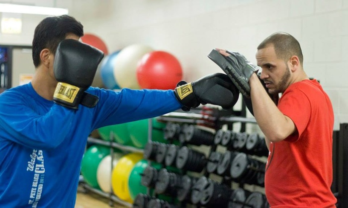 Dynamite Kickboxing - West Town: $263 for $750 Worth of Boxing Lessons — Dynamite Kickboxing