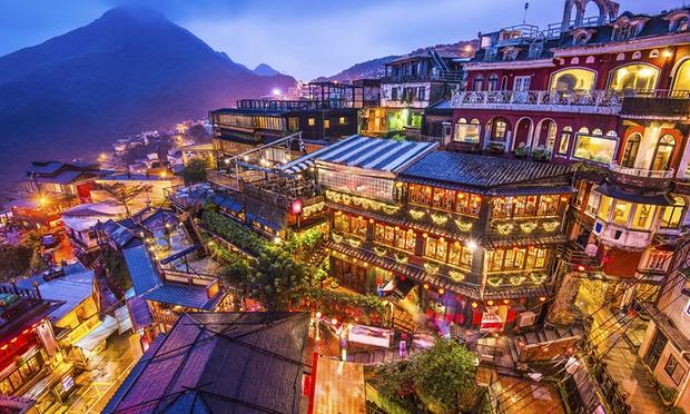 Taipei: SIA Return Flights 2