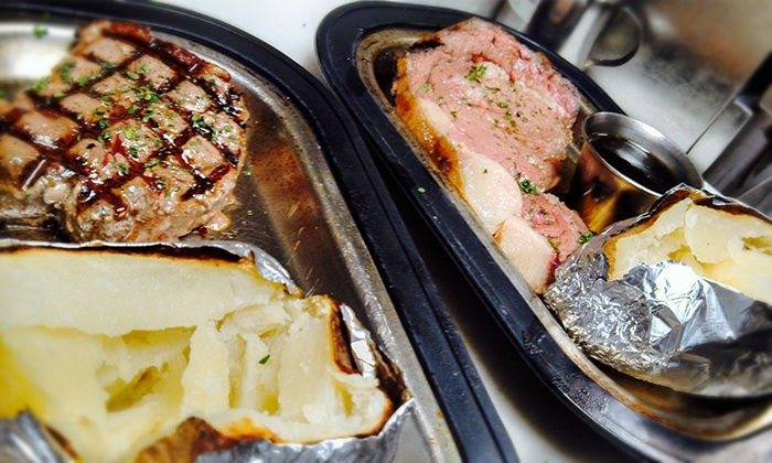 Town House Restaurant - Nob Hill: American Comfort Food for Lunch or Dinner for Two at Town House Restaurant (Up to 50% Off)