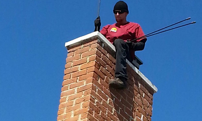 Detroit City Sweep - Detroit: $79 for  26-Point Chimney Inspection and Cleaning from Detroit City Sweep ($160 Value)