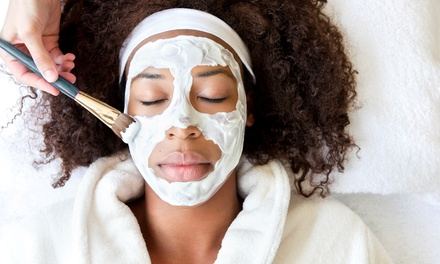 $28 for a Deep Pore-Cleansing or Anti-Aging Facial with a Hand or Foot Massage at Body Bar ($60 Value)